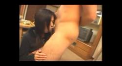 จับสาวญี่ปุ่นมาอมควยกันเงี่ยนแล้วเย็ดหี